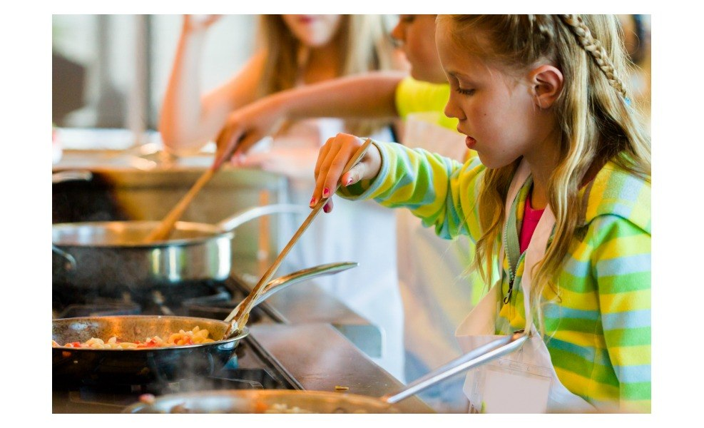We've got the best cooking tools for kids