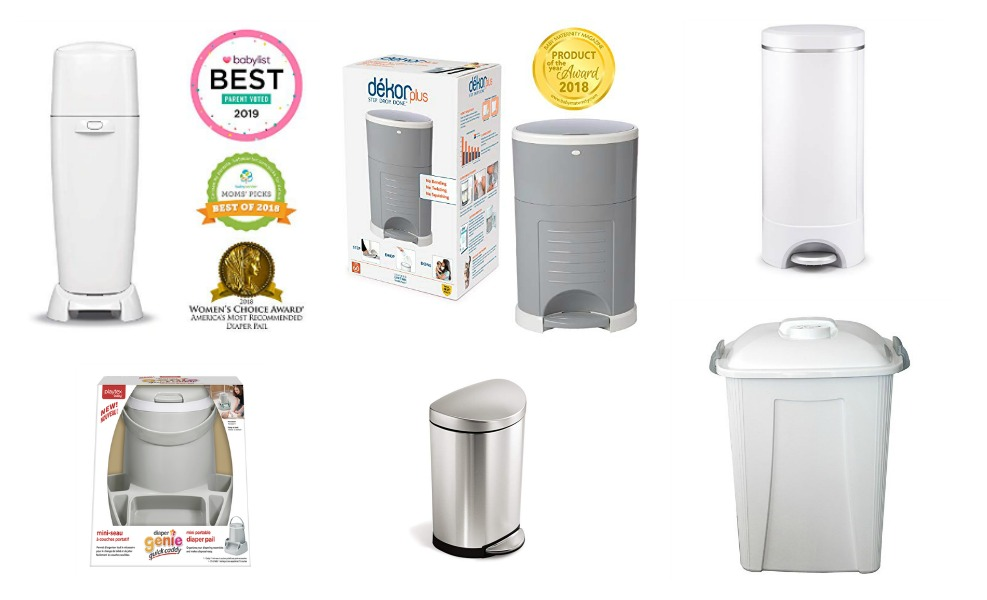 Best Washer For Cloth Diapers 2020 Mothering's Picks for Best Diaper Pails   Mothering