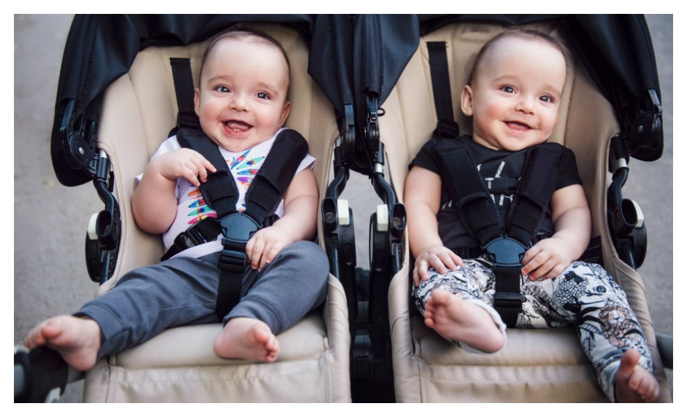 We have the best double strollers for mamas