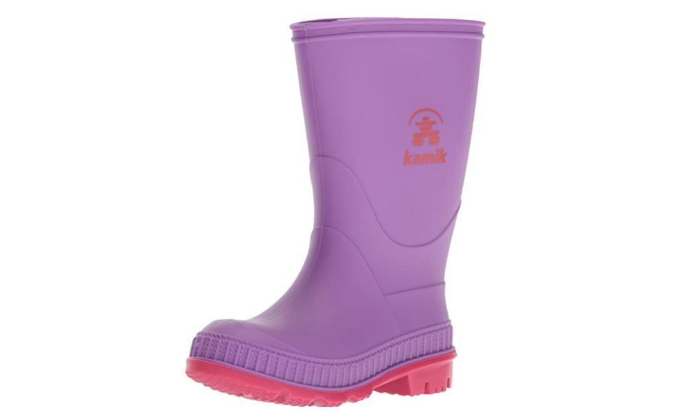We've got great eco-friendly boots for kids!
