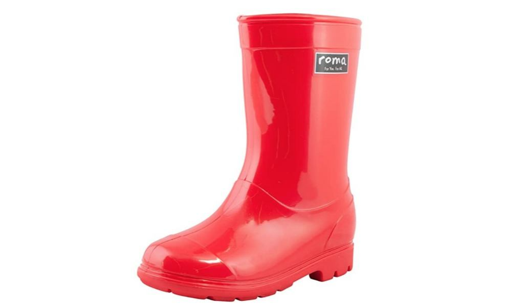 Best Eco-friendly rain boots are roma