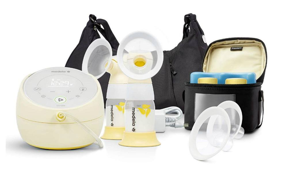 The Medela Sonata is a well-loved electric breast pump