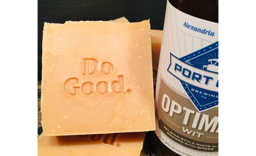 Do Good soaps are some of the best Father's Day gifts.
