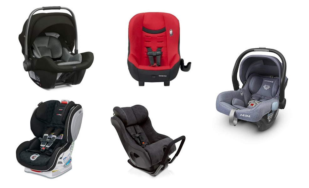 We've found the most non-toxic, best infant car seats