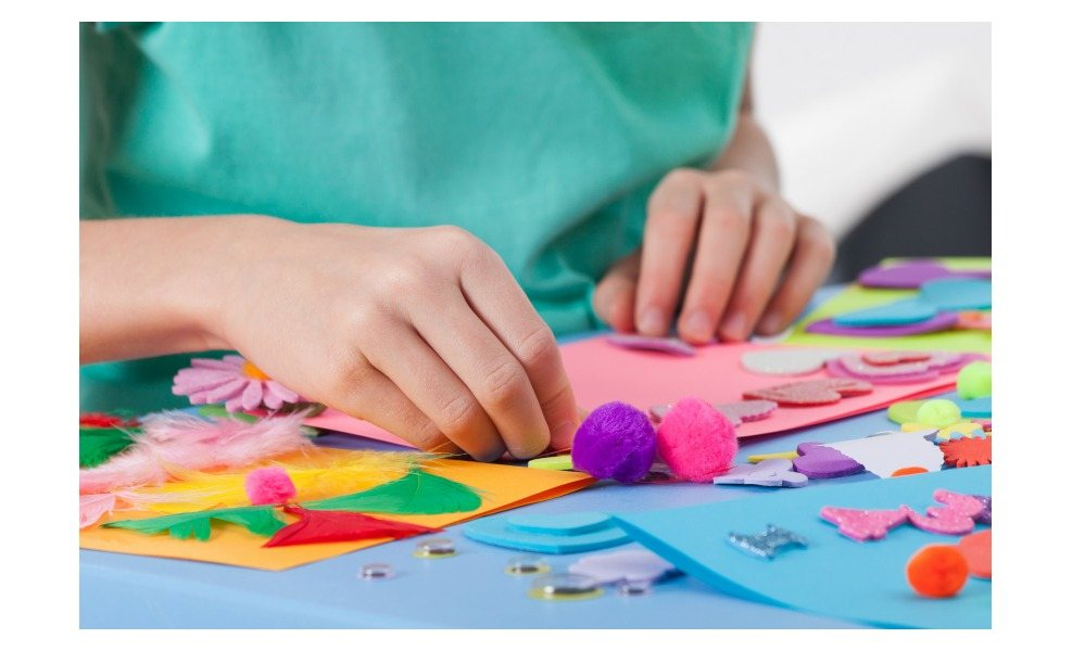 We've got the best craft kits for kids for you