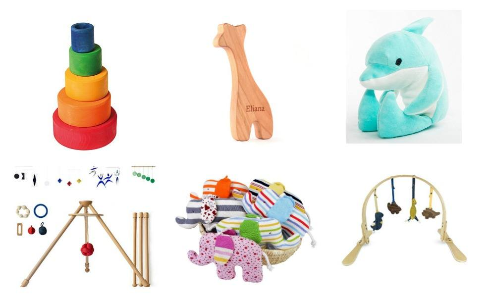 We've found all the best organic baby toys for new mamas