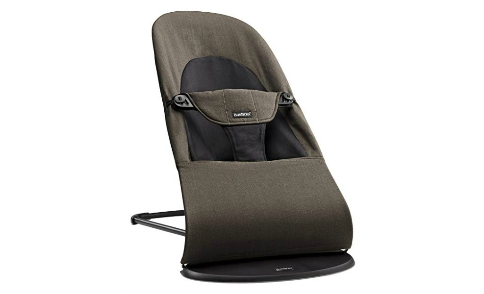 Parents love the Baby Bjorn Balance Bouncer