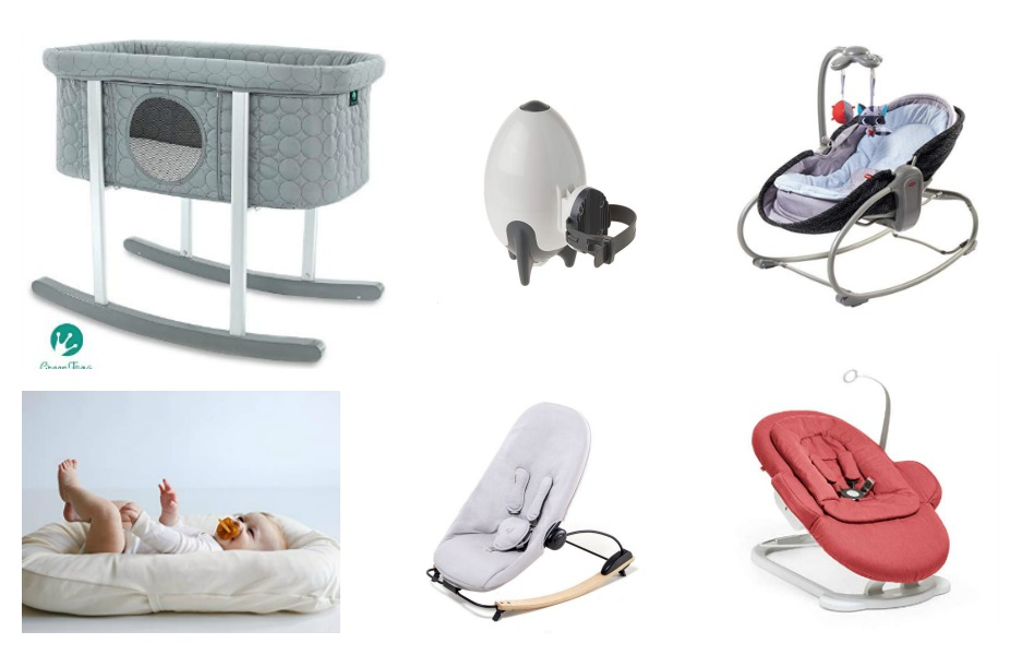 Here are the best rockers and bouncers we've found for your little ones