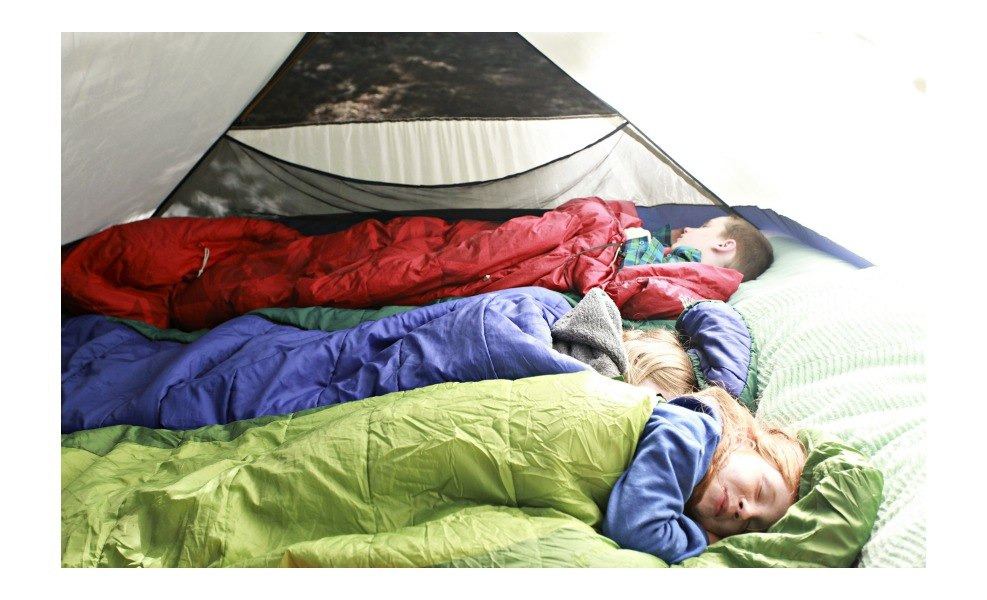 We've highlighted the best sleeping bags for kids to keep them safe from nontoxic chemicals