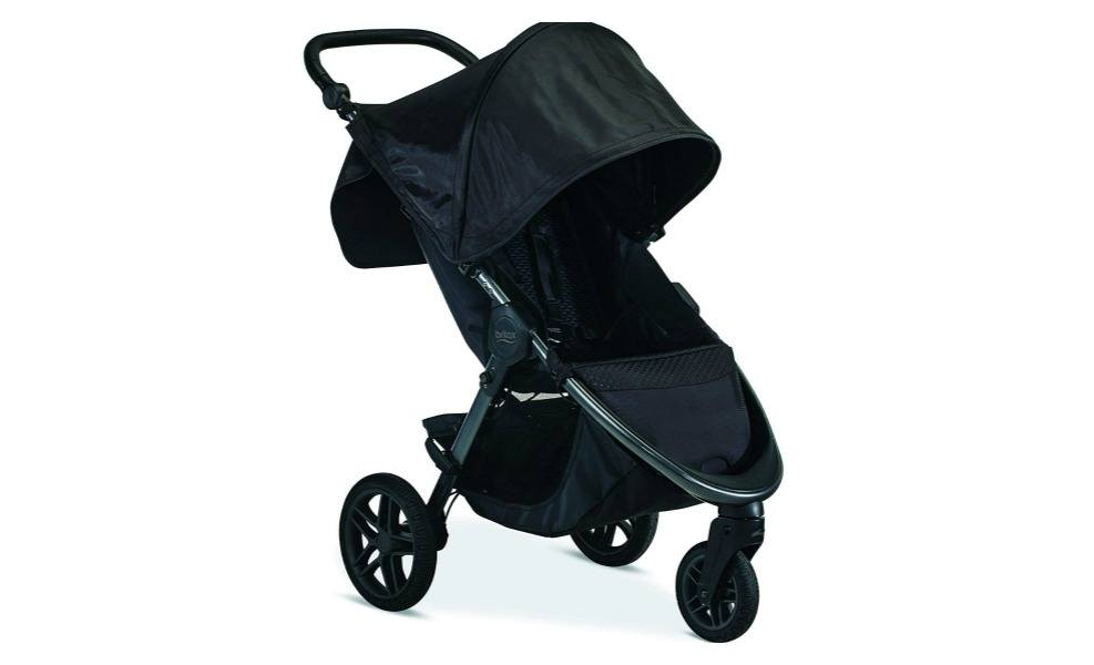 Britax is always a leader when it comes to the best strollers for mothers