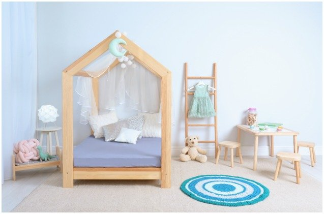 We've got the best toddler beds for your growing baby.