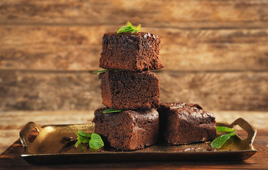 This Black Bean Brownie Recipe is a rich, moist, fudgy brownie sure to satisfy your chocolate craving.