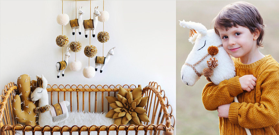 Boho Baby Heaven is one of our favorite stores on Etsy.