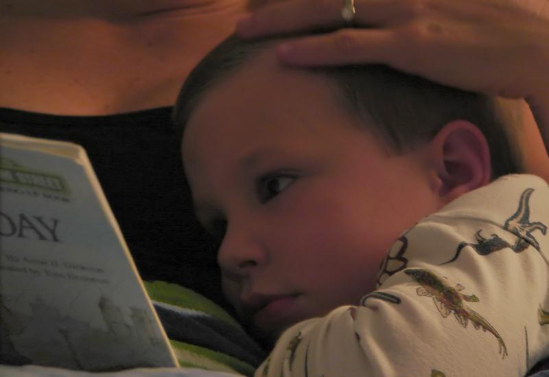 3 Guidelines for Bedtime Reading