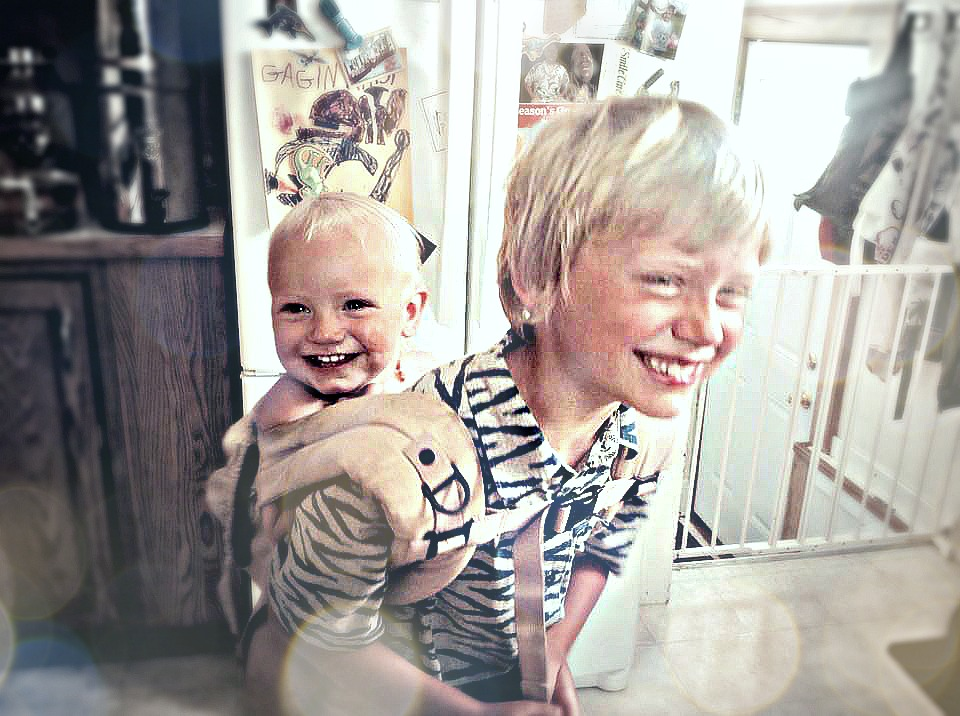10 Reasons Why A Large Age Gap Between Kids Is Great!