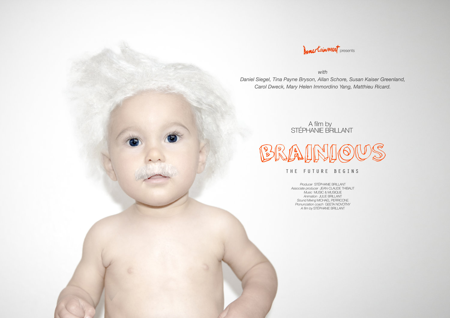 BRAINIOUS delves into the fascinating topic of neuroscience, explaining how childhood experiences shape our brain.