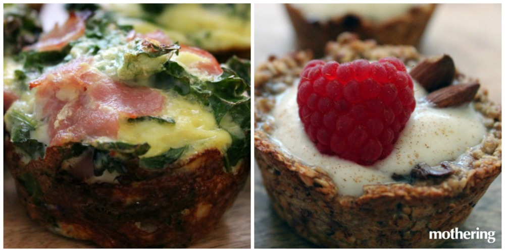 4 Easy Breakfast-Prep Recipes for a Healthy Family