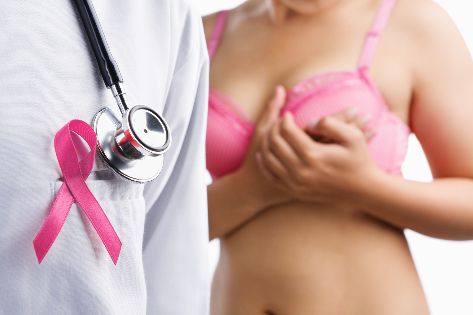 Everyone knows the recommendation to check your breasts each month for lumps or abnormalities. Here's how.