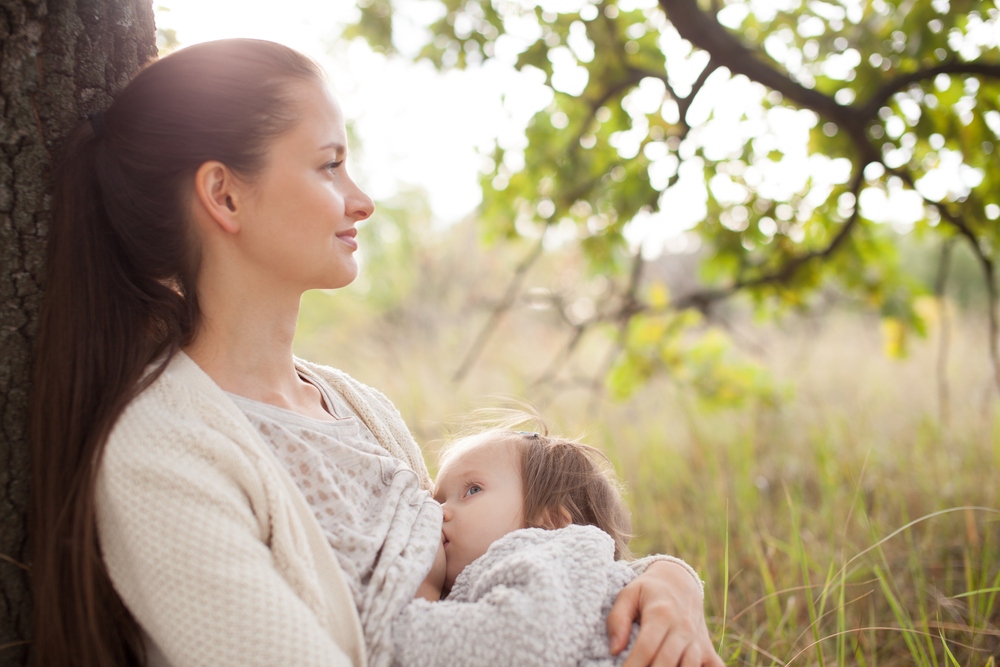 Women who breastfeed their babies for longer exhibit more maternal sensitivity even a decade later.