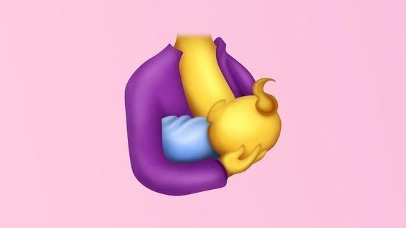 The World Finally Gets a Breastfeeding Emoji!