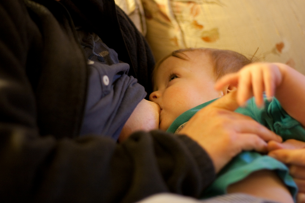 Breastfeeding Beyond Infancy is the Norm…in Much of the World