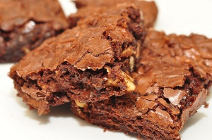Black Bean Brownies (optionally vegan and gluten-free)