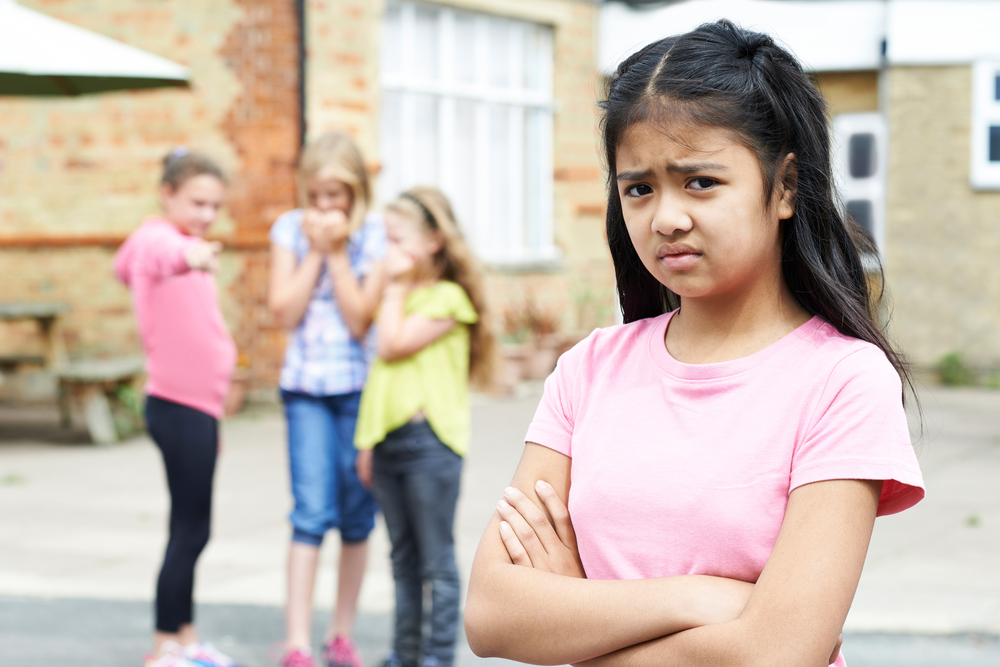 Childhood bullying is an epidemic.