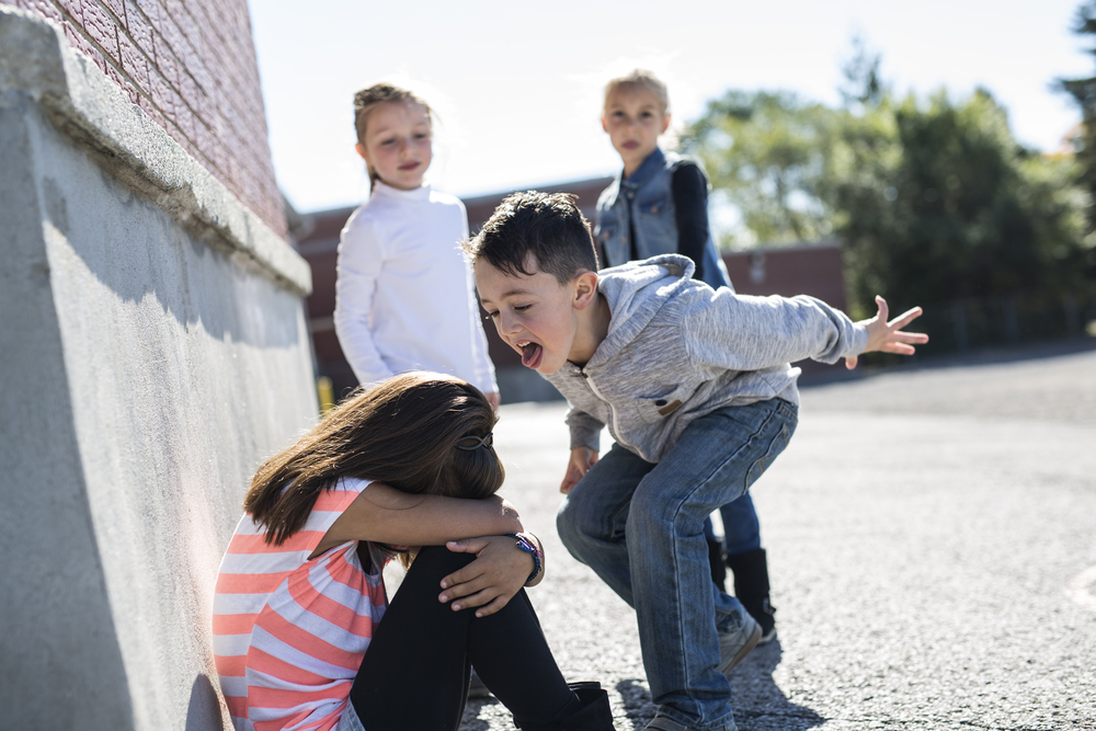 What makes a bully, and how should your child respond to one?