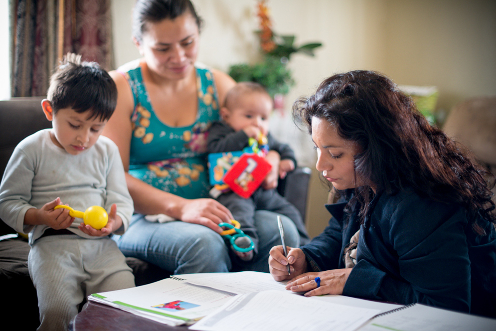 California May Offer Postpartum Home Visits To Low Income Moms