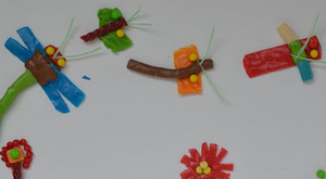 Candy Crafts: Creative Ways to Use Up Unwanted Halloween Treats