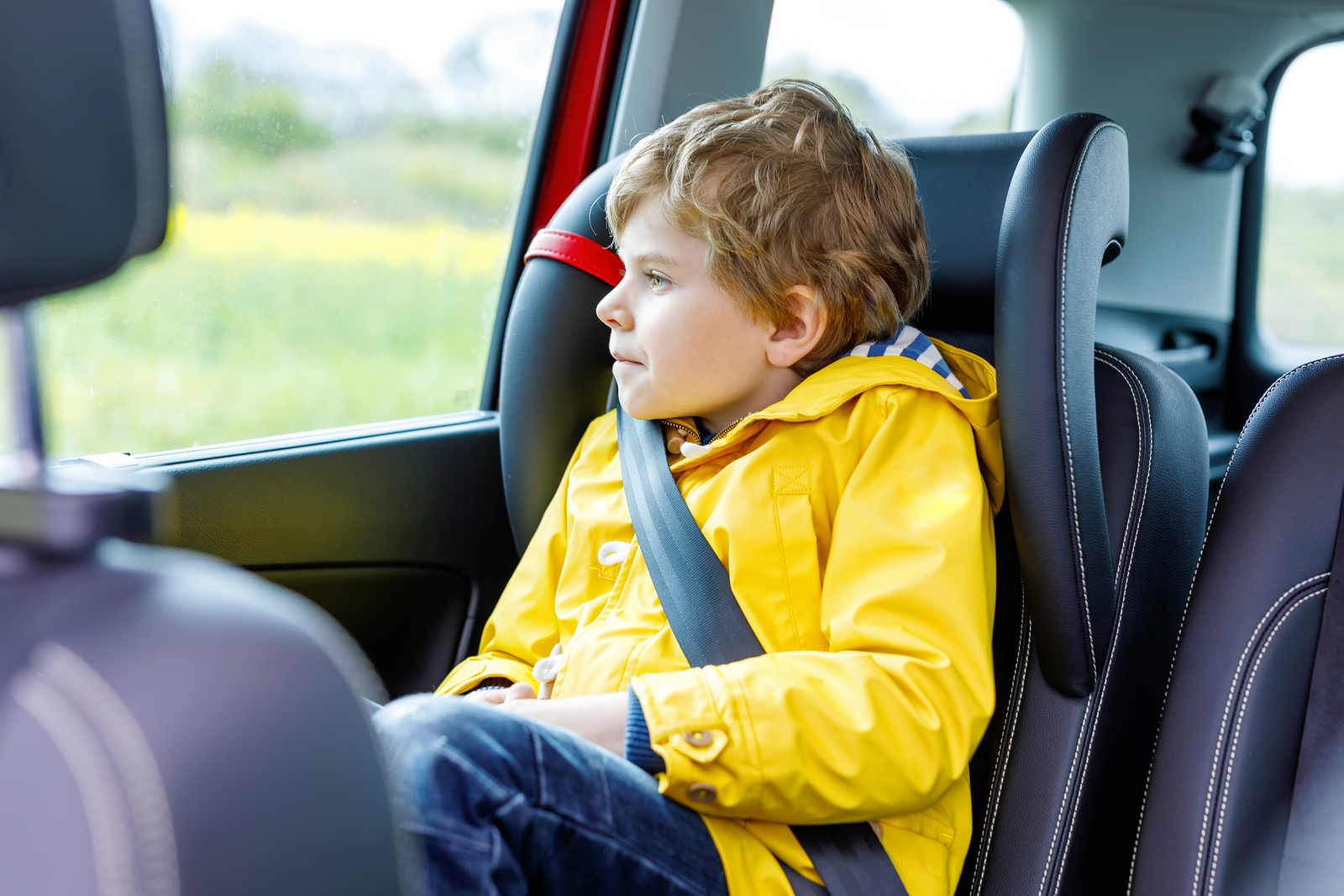 New Car Seat Recomdations Advise Rear-facing Until 2-Years-Old ...