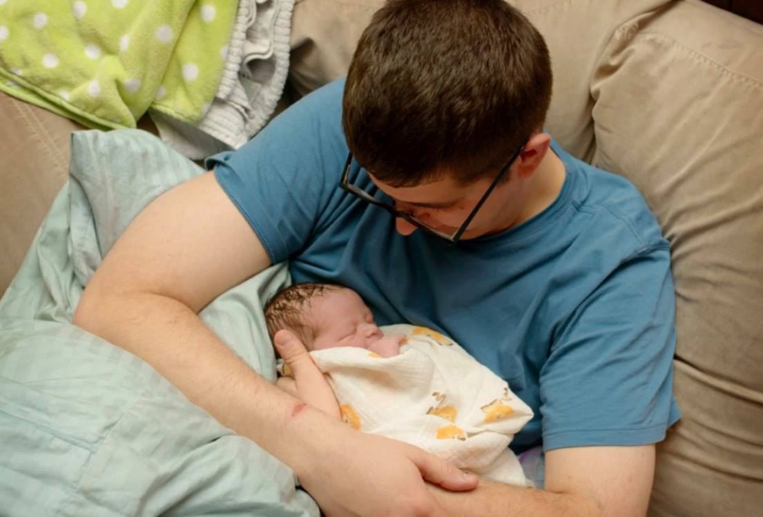 What Dads Really Think of Attachment Parenting