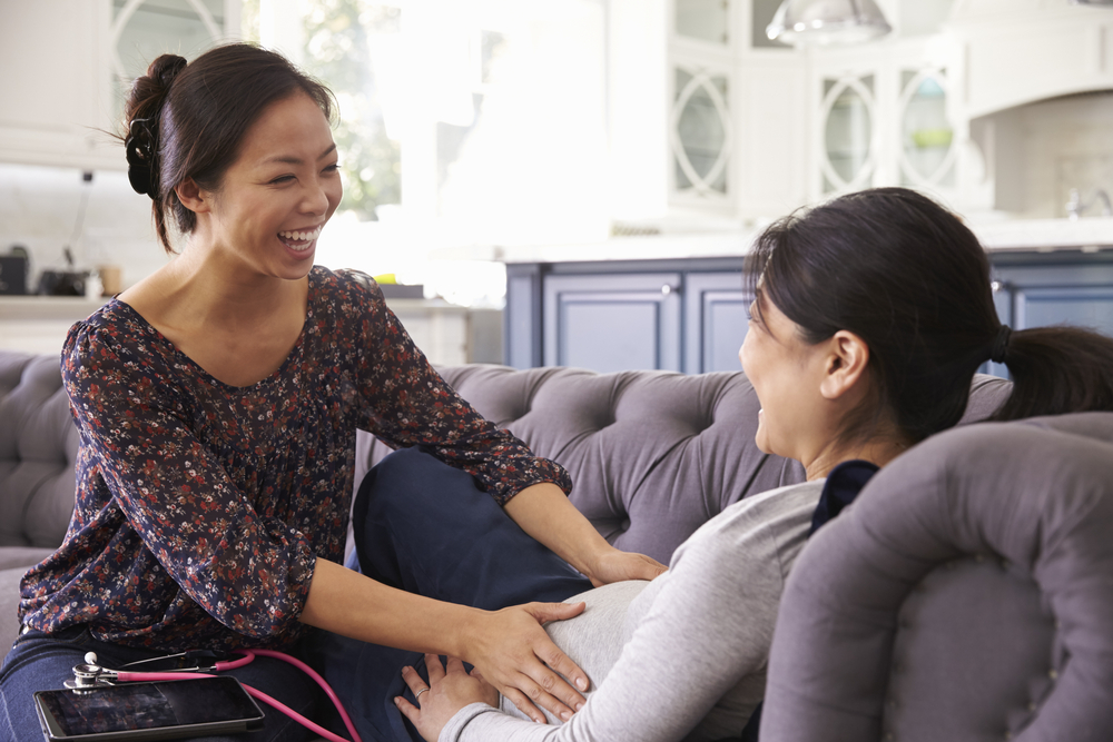 Here are five reasons midwives make life better!