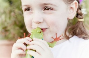 What I Want To Teach My Daughter About Kissing Frogs
