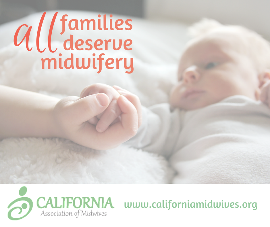 Helping Families Access Midwifery Care: Let's Support SB 407