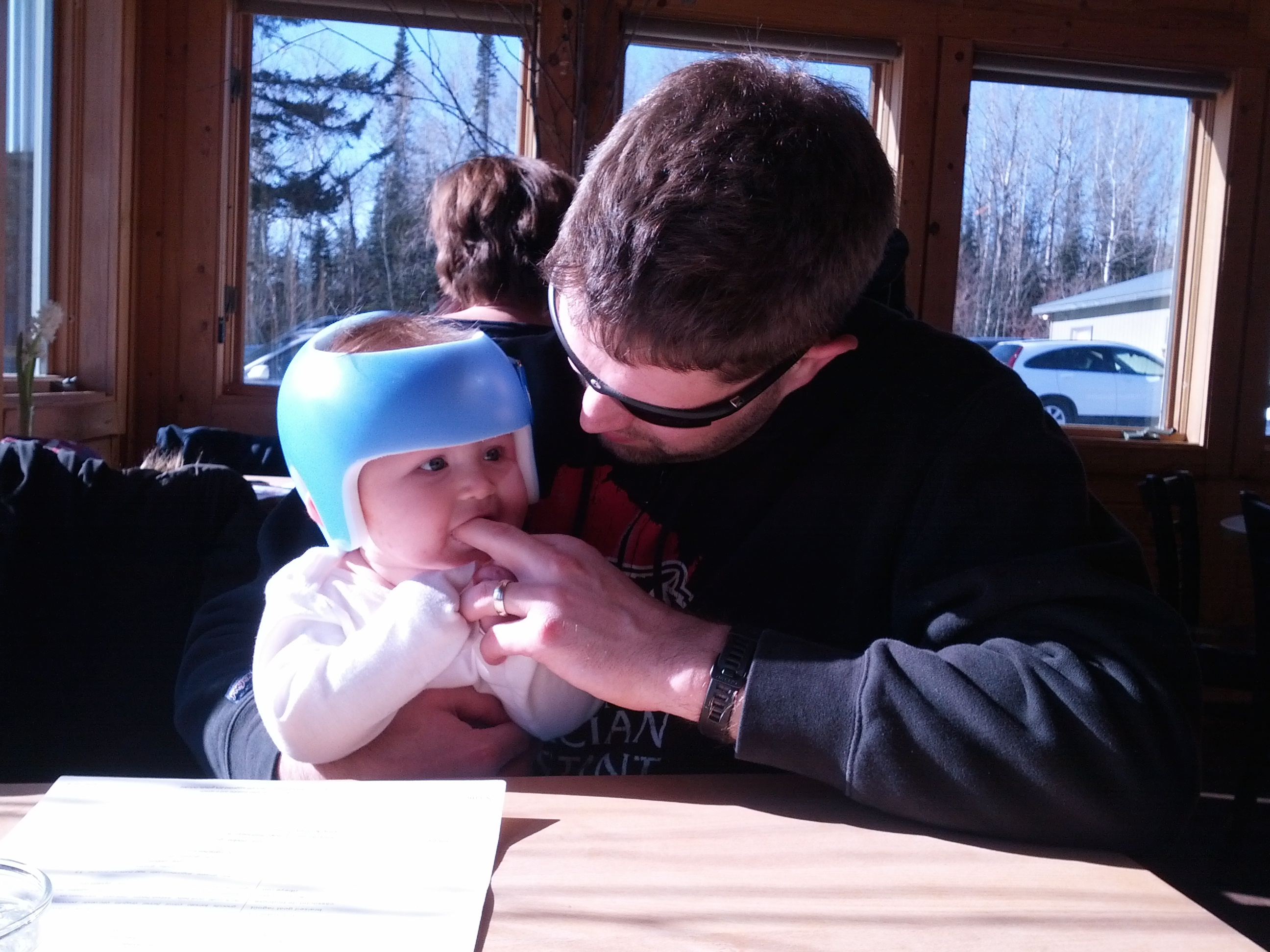 Charlie's Helmet: One Family's Experience with Torticollis and Plagiocephaly