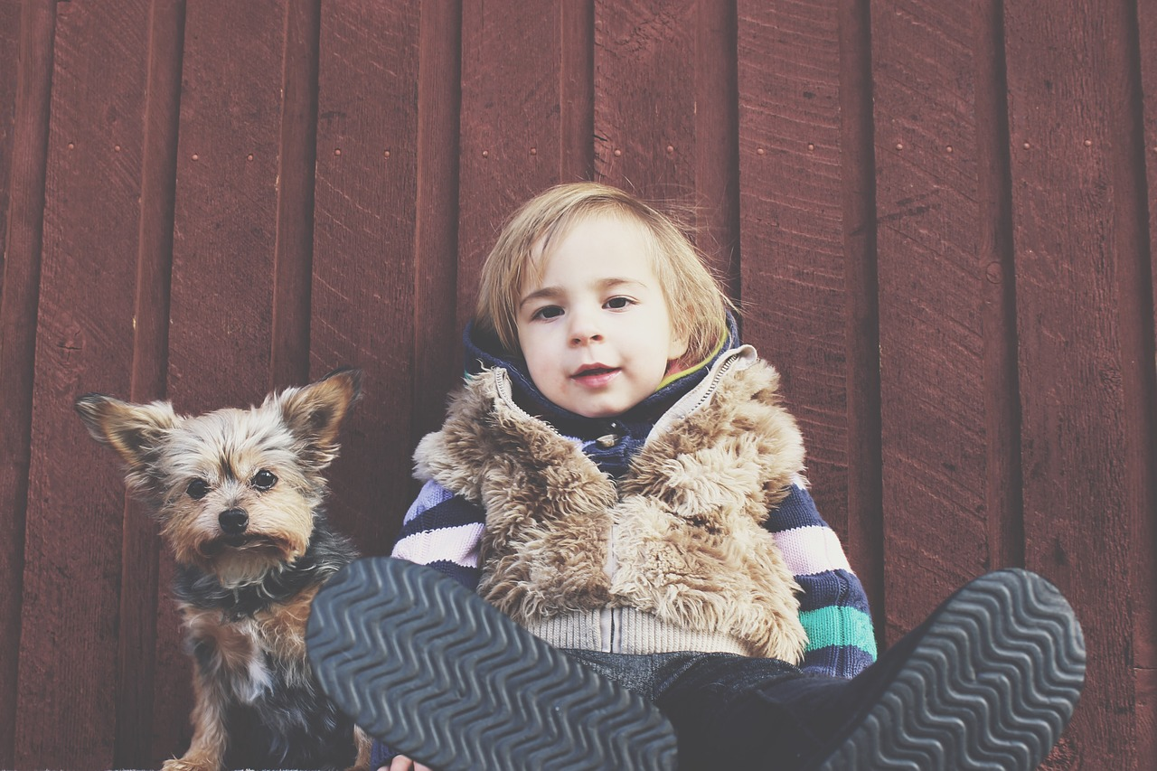 5 Great Reasons Your Kids Would Benefit from a Family Pet