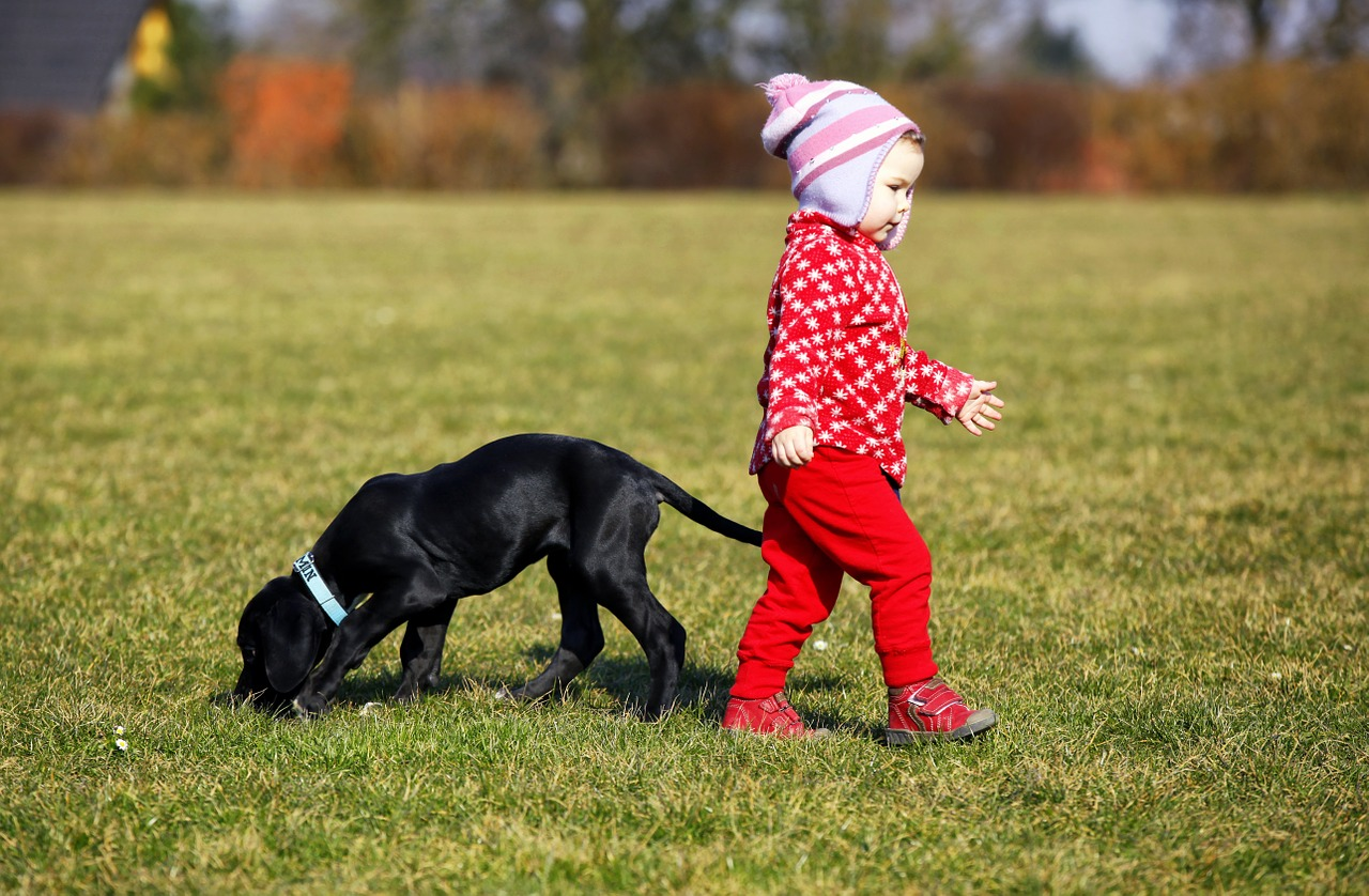 Kids Begging for a Puppy? Here's Why You Should Probably Give In