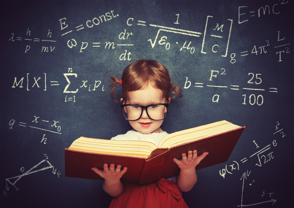 These are our ten favorite math books for kids!