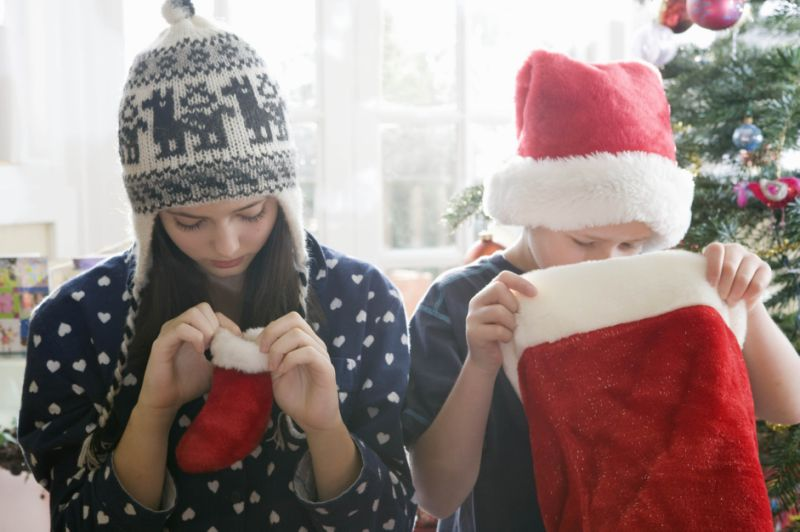 Parents May Punish Child by Providing No Christmas Gifts