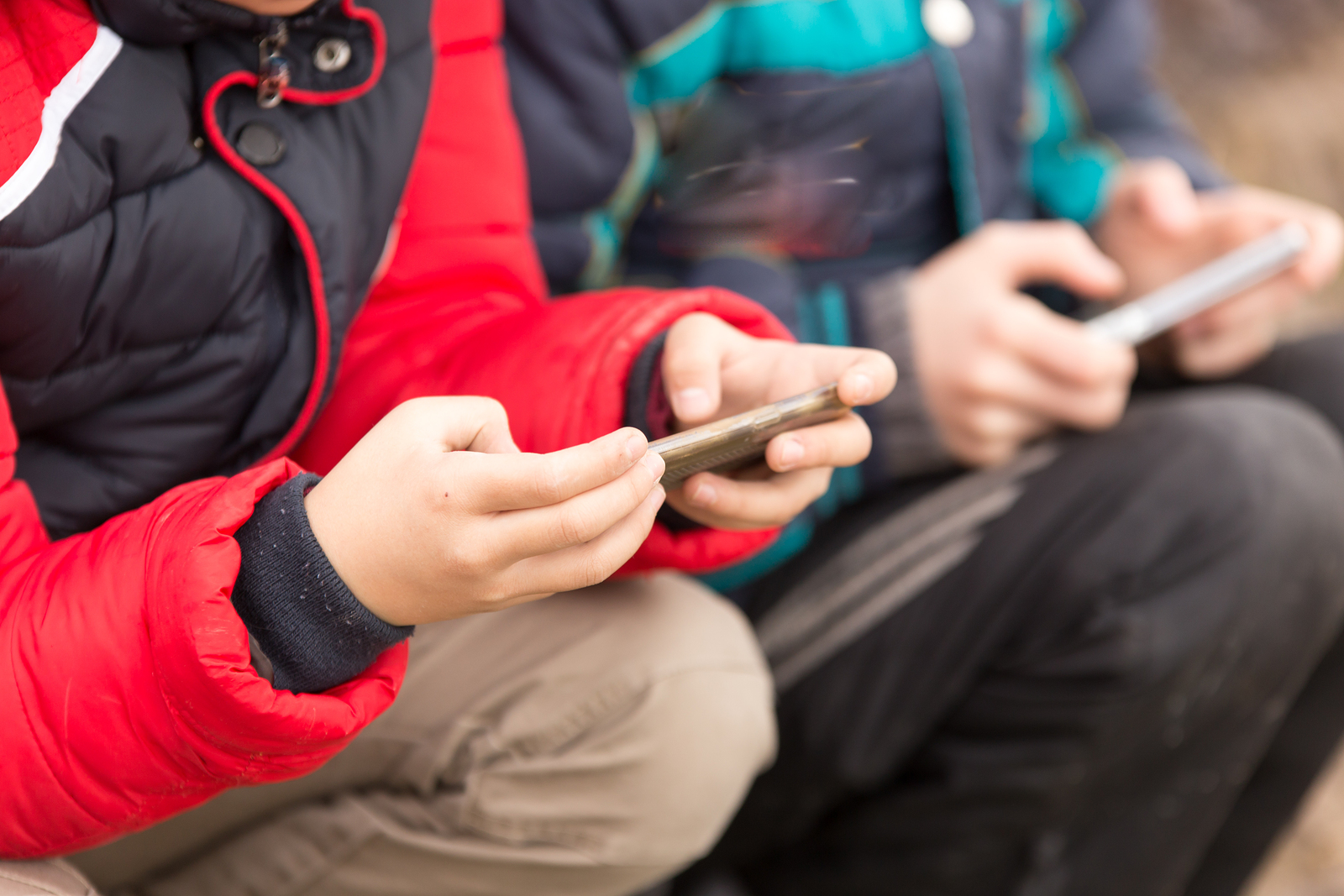The dilemma many of us face is: when is it okay for our children to have phones?