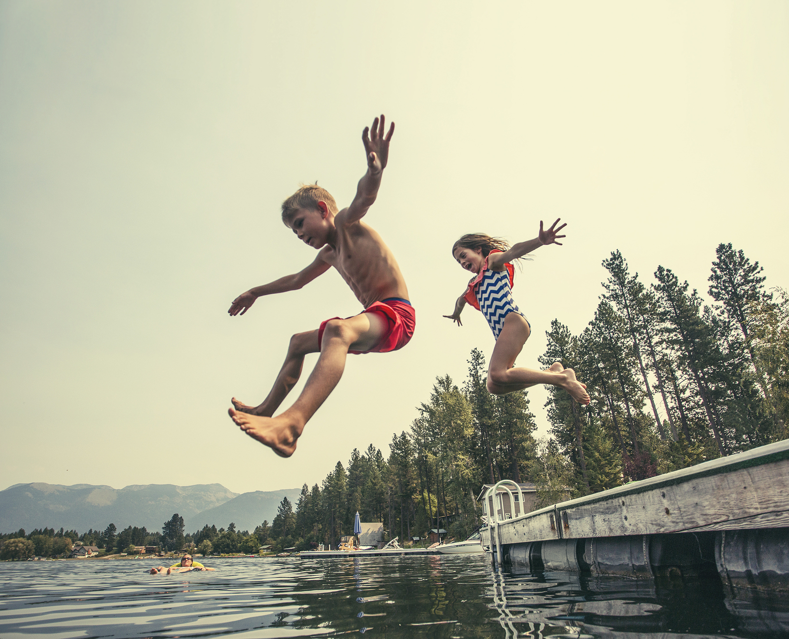 Is your child's summer structured with activities and schedules, or are they free to do what they like?