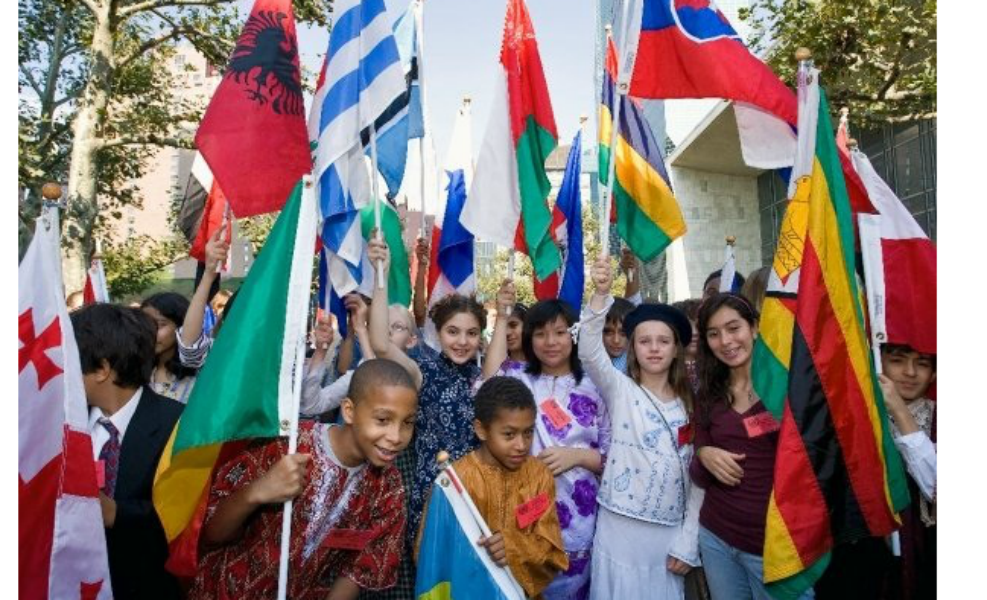 September 21 is the International Day of Peace. Here's what we can teach our kids.