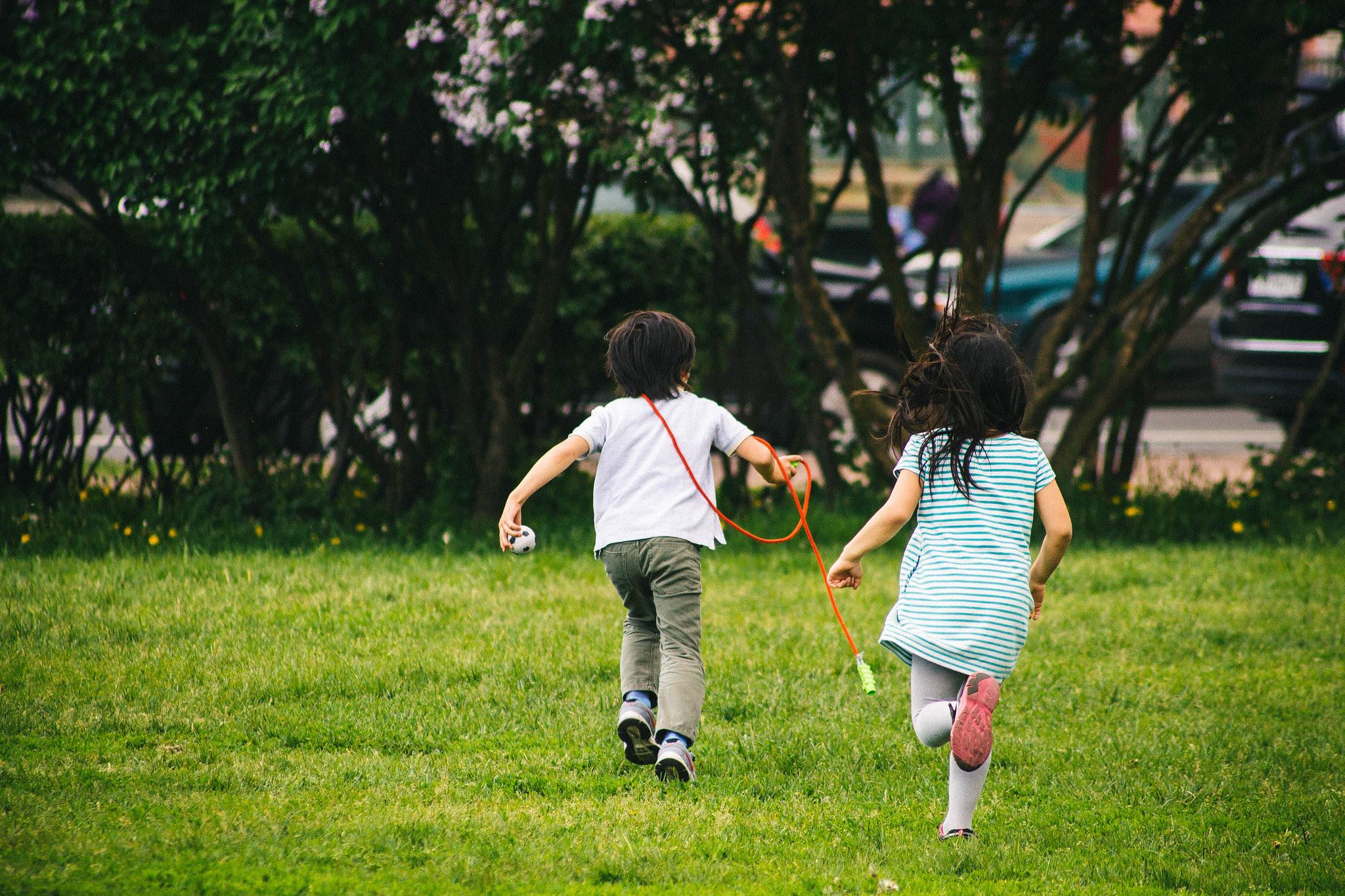 children_outside