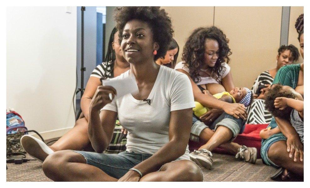 Chocolate Milk: The Documentary raises awareness of black breastfeeding in America