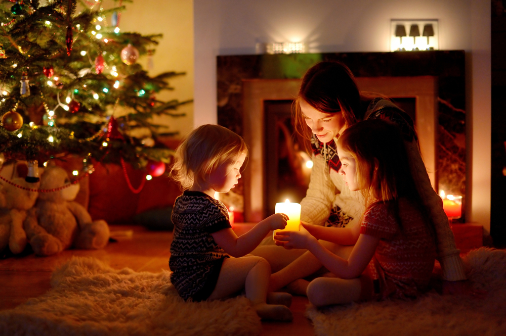 here are our five fabulous christmas eve traditions