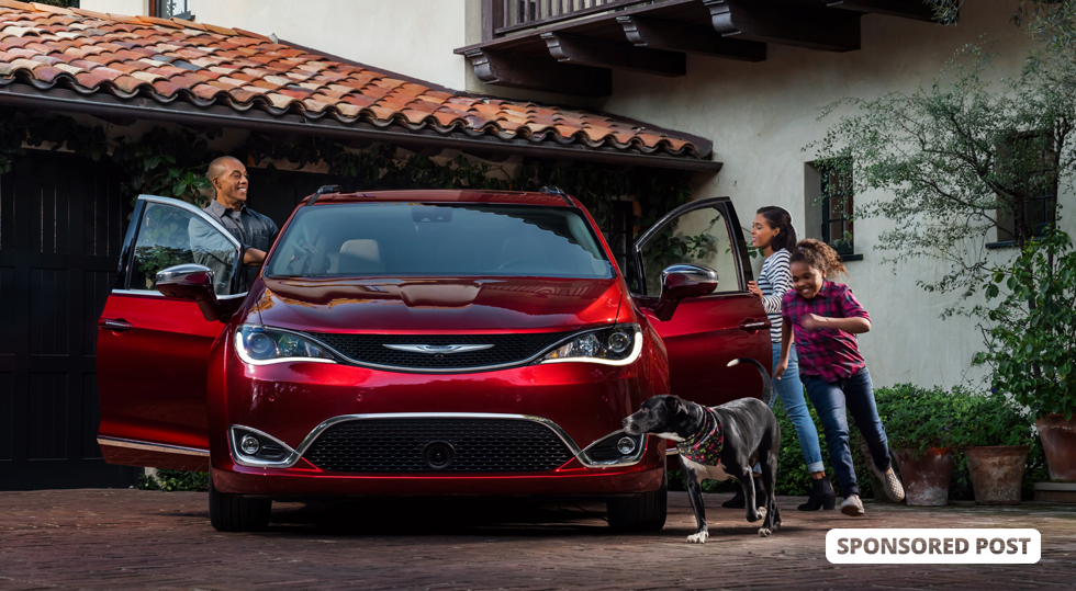 5 Reasons Why Families Love the Chrysler Pacifica Hybrid