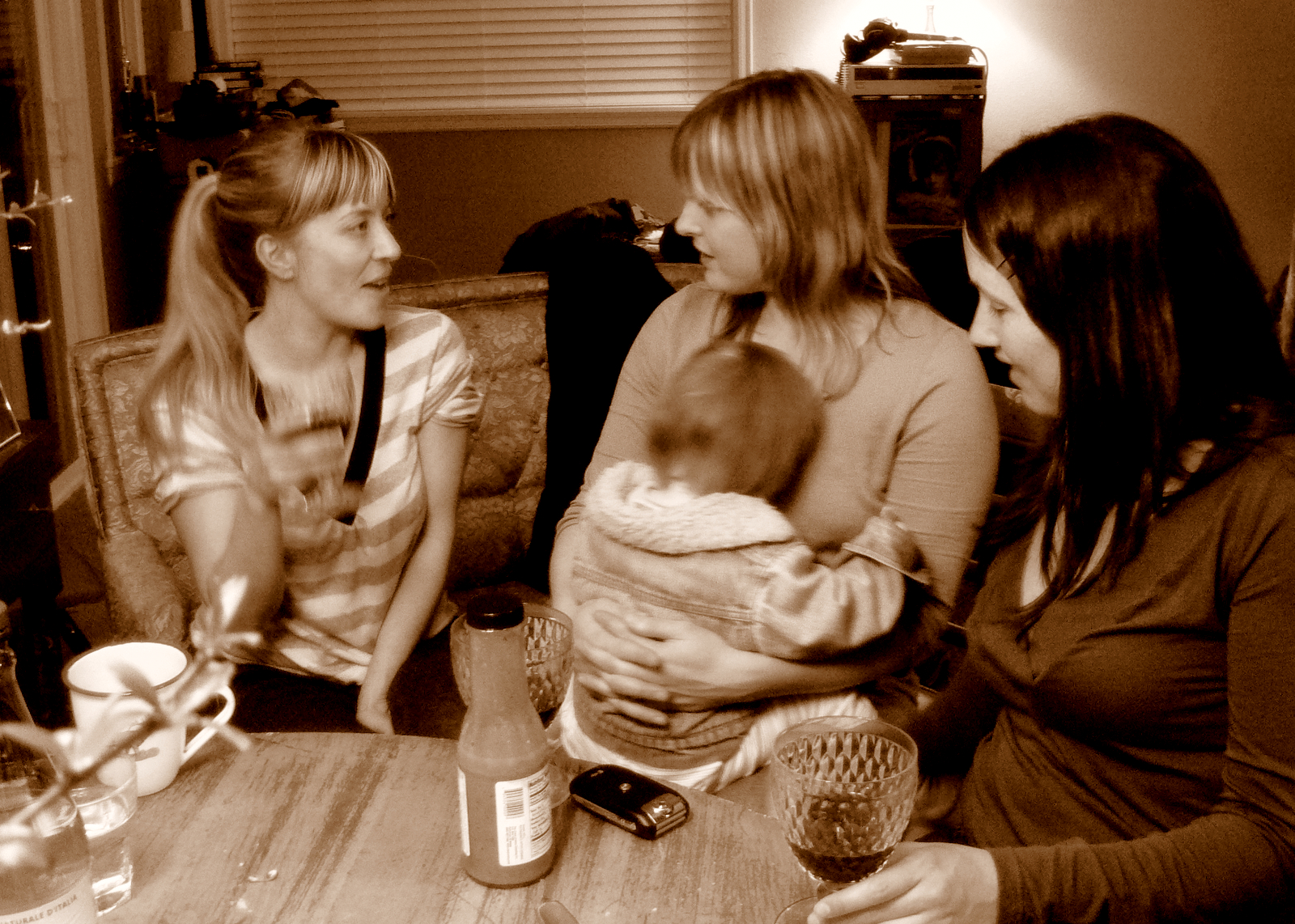 Labeling Parents: the Good, the Bad and the Very Ugly