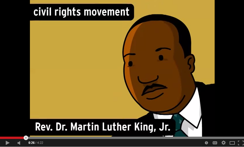 3 Short Videos for Teaching Kids About Martin Luther King Jr.