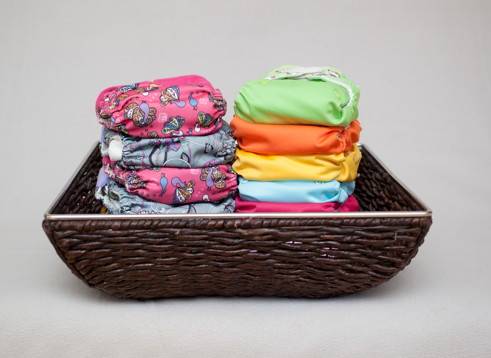 Here's what you need in your newborn cloth diaper stash.